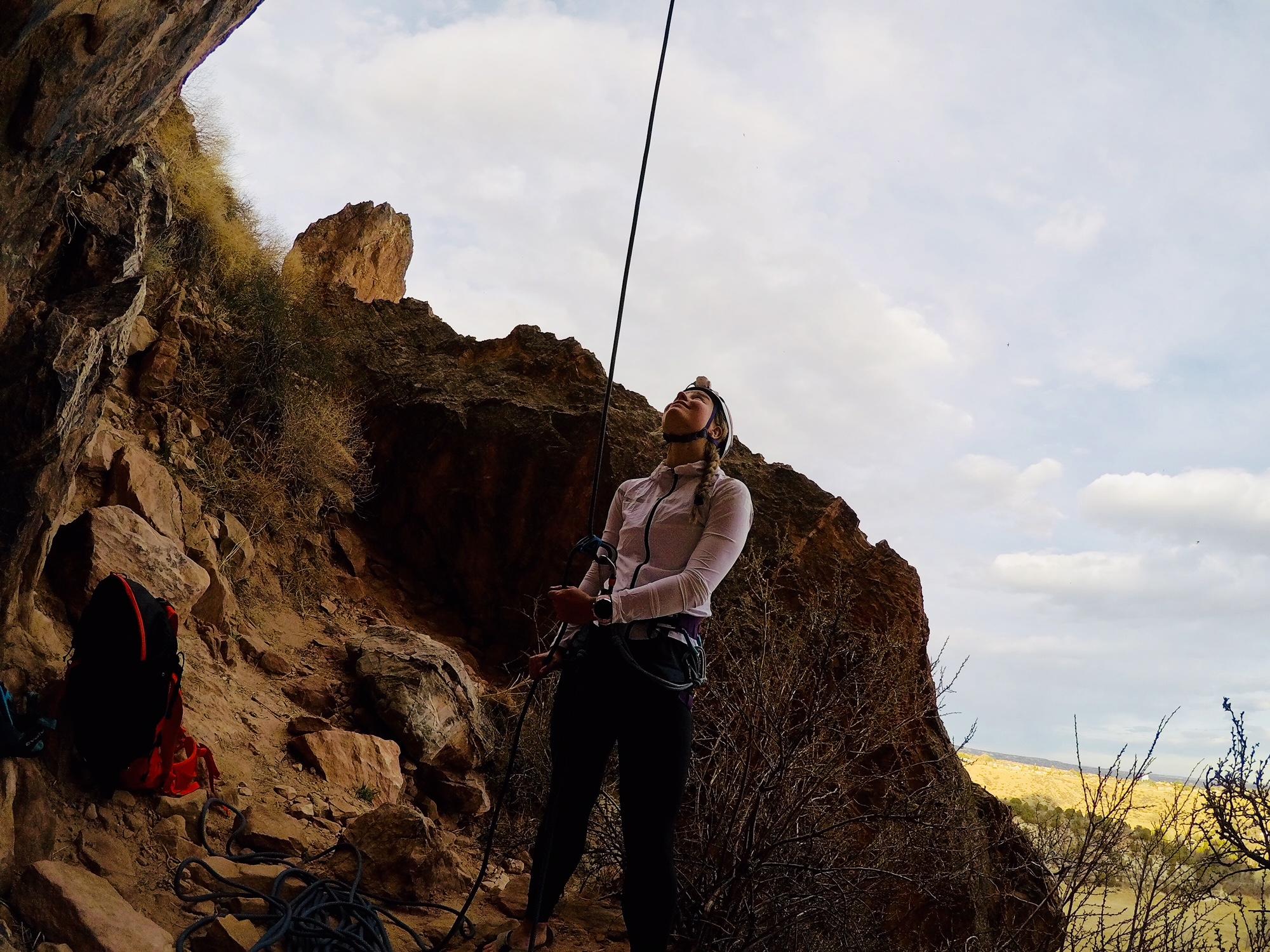 kalliokiipeily