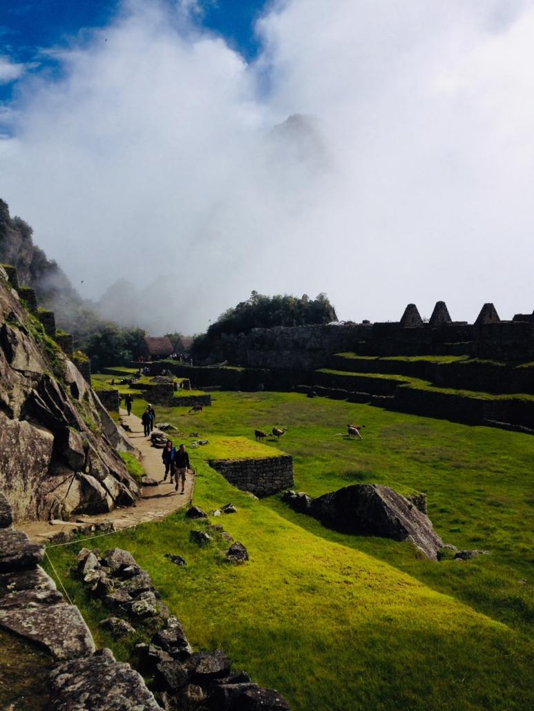 Vuorikiipeilyn aloittaminen Perussa