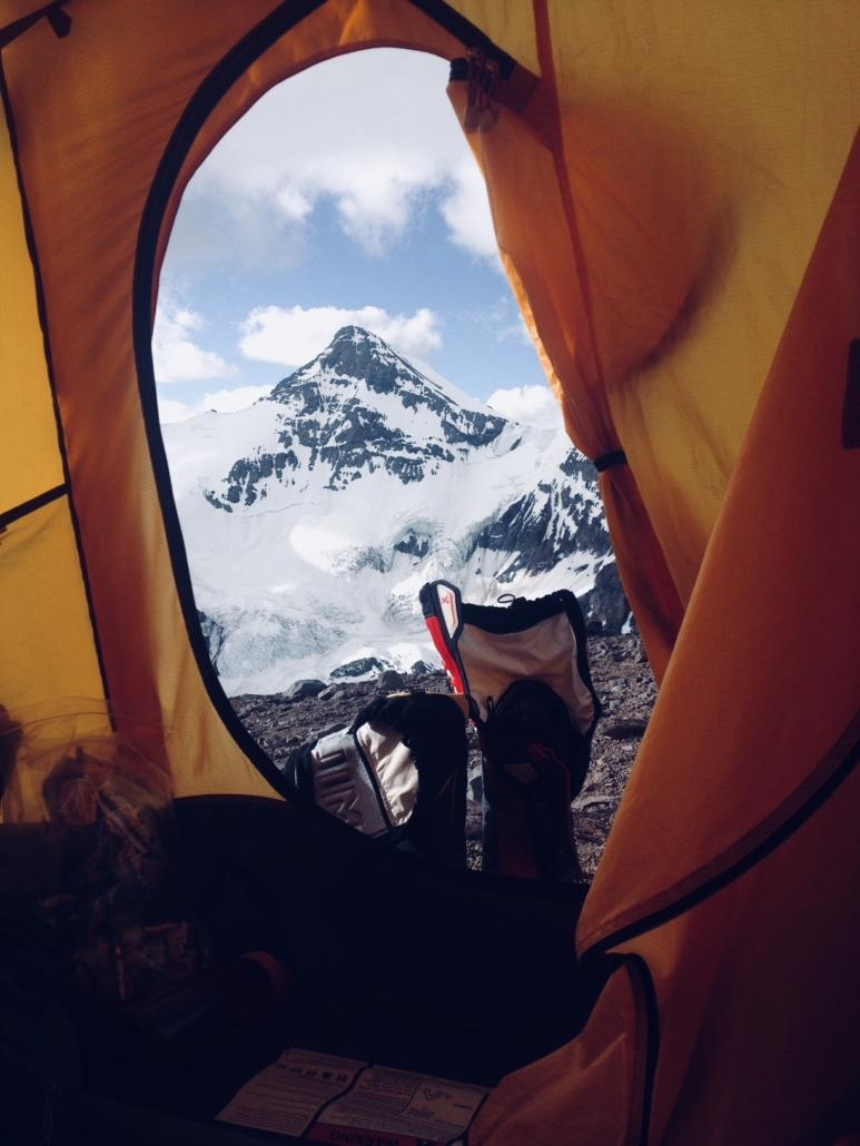 Vuorikiipeilyn aloittaminn Aconcagualla
