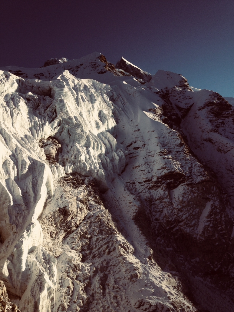 baruntse nepal vuorikiipeily