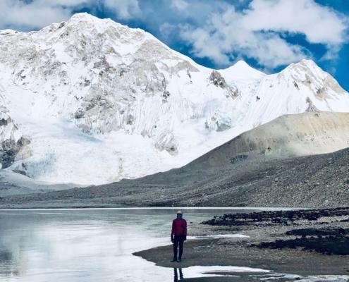 Baruntse Nepalissa