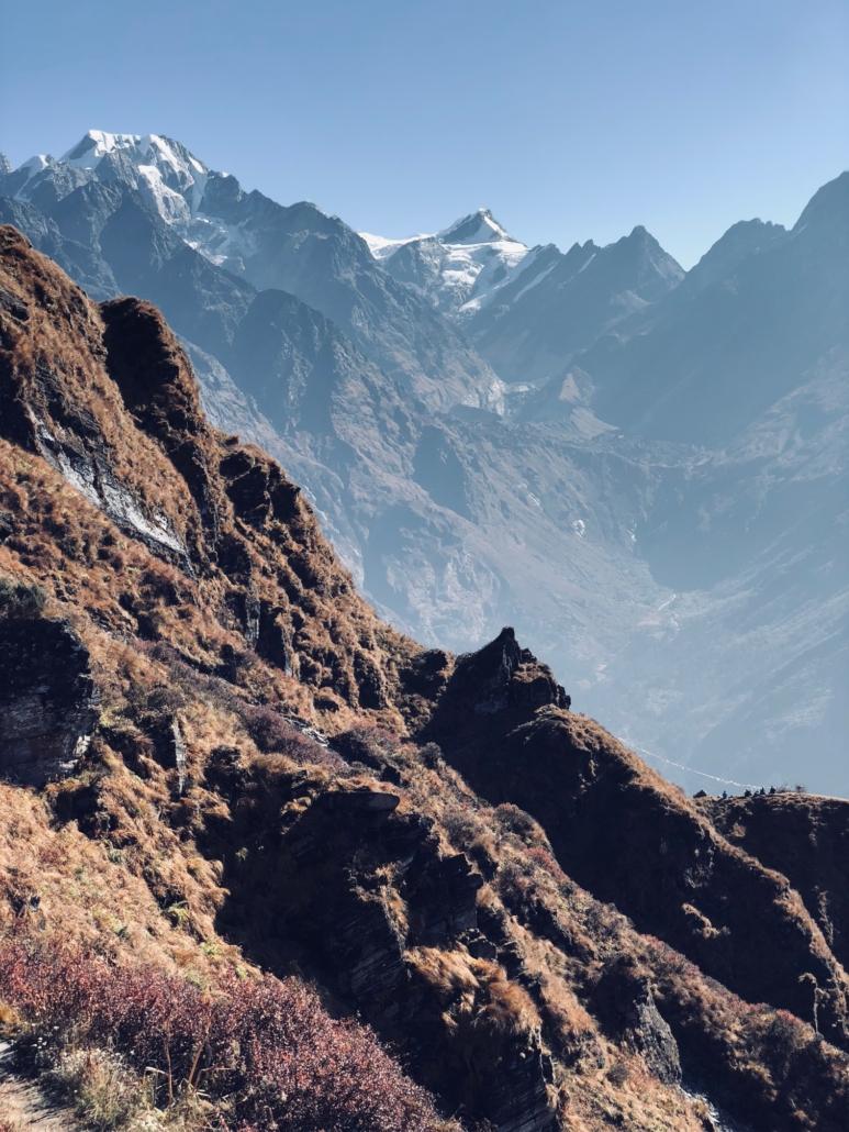 Mera Peak vuori Nepalissa
