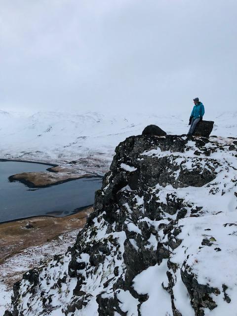 Islanti nähtävyydet Kirkufjell