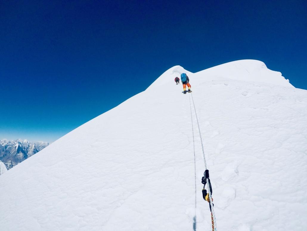parasta vuorikiipeilyssä
