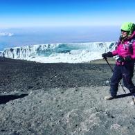 Matkalla Kilimanjaron huipulta alas