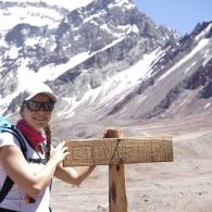 Minä vuorilla - Aconcagua