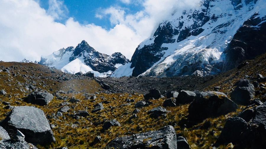 Matkalla vuorille