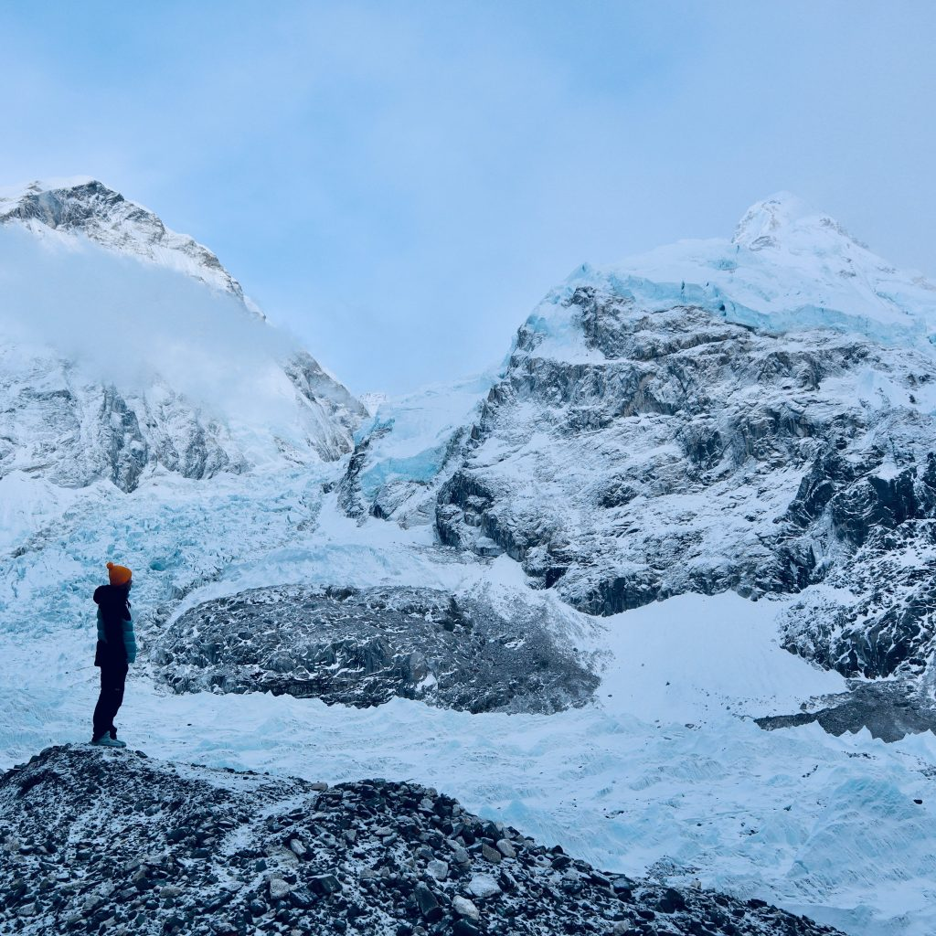 Mt. Everestin kiipeäminen
