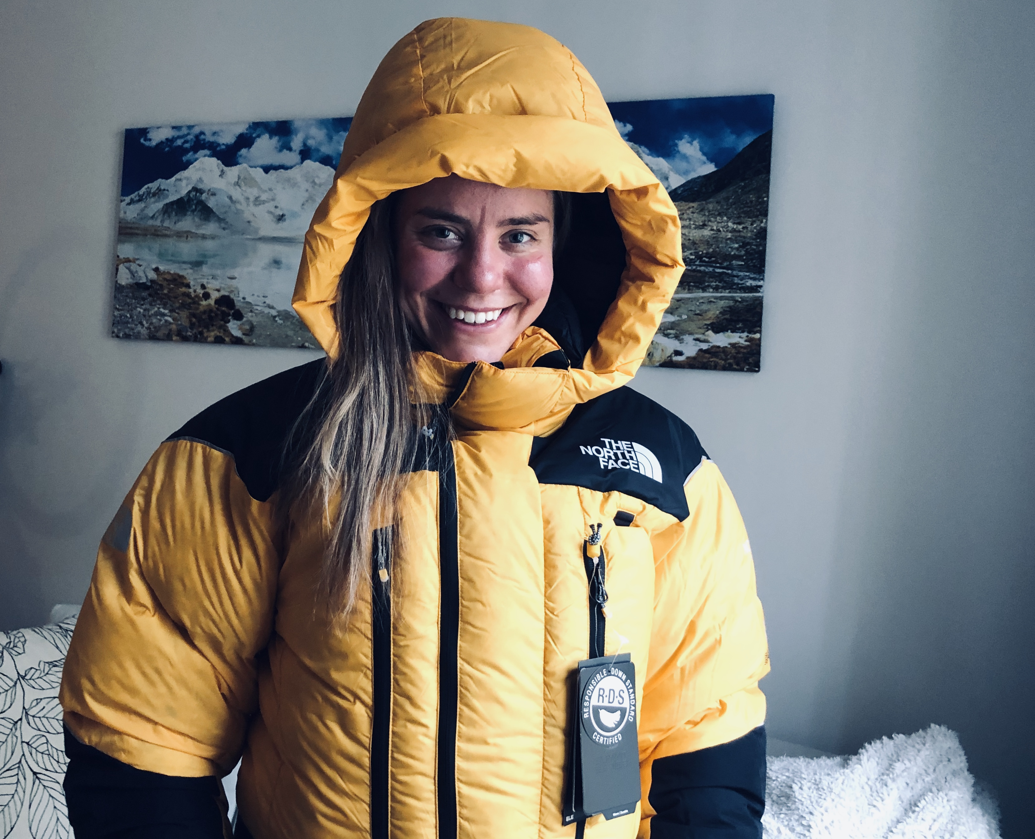 The North Face Himalaya Suit