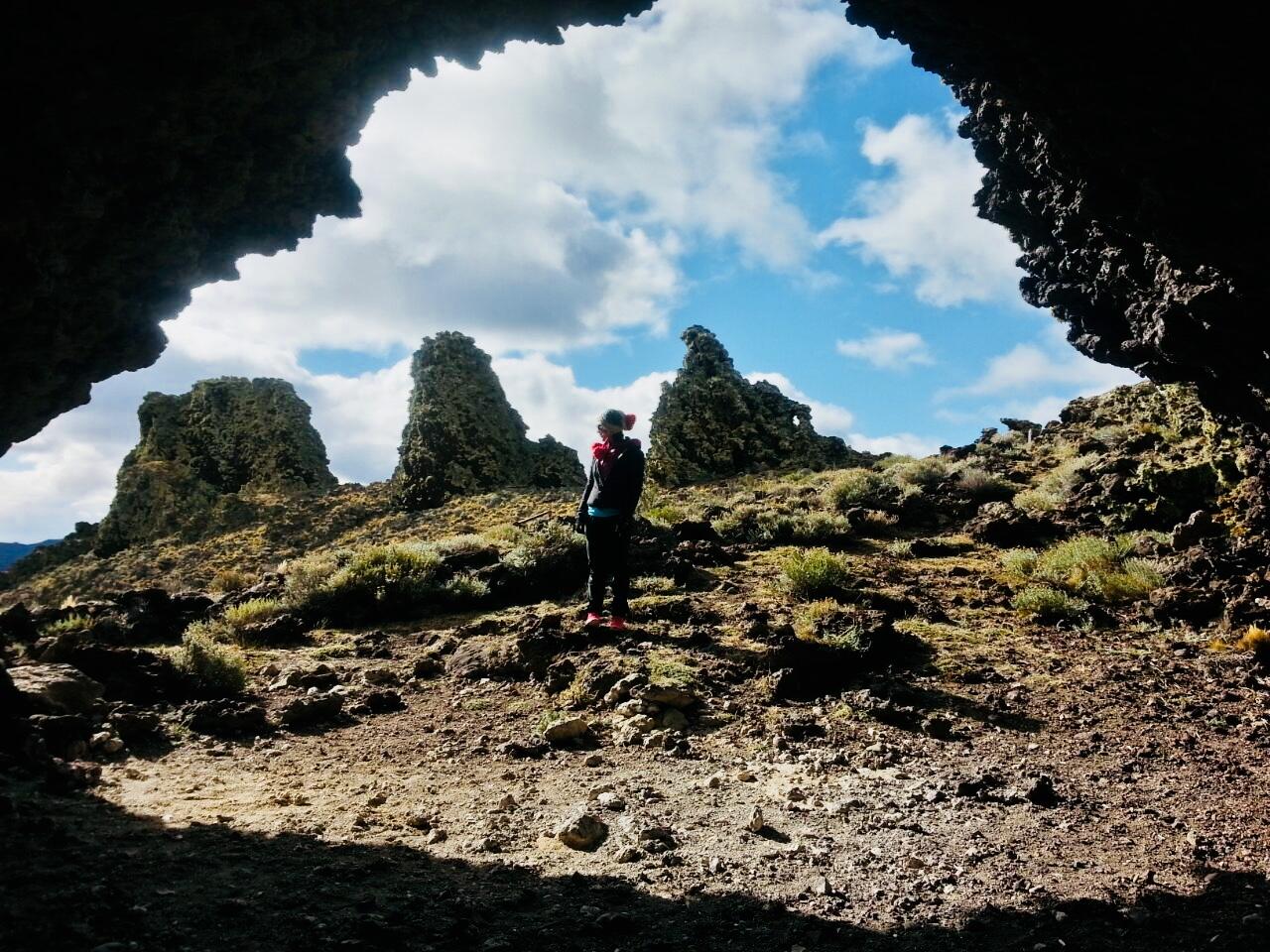 Vuorikiipeilyn aloittaminen Patagoniassa