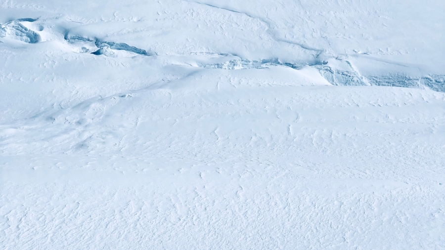Baruntsen toinen yläleiri 6400 metrin korkeudessa