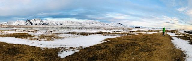Luonto Islannissa