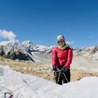 Harjoittelu on myös osa vuorikiipeilyä