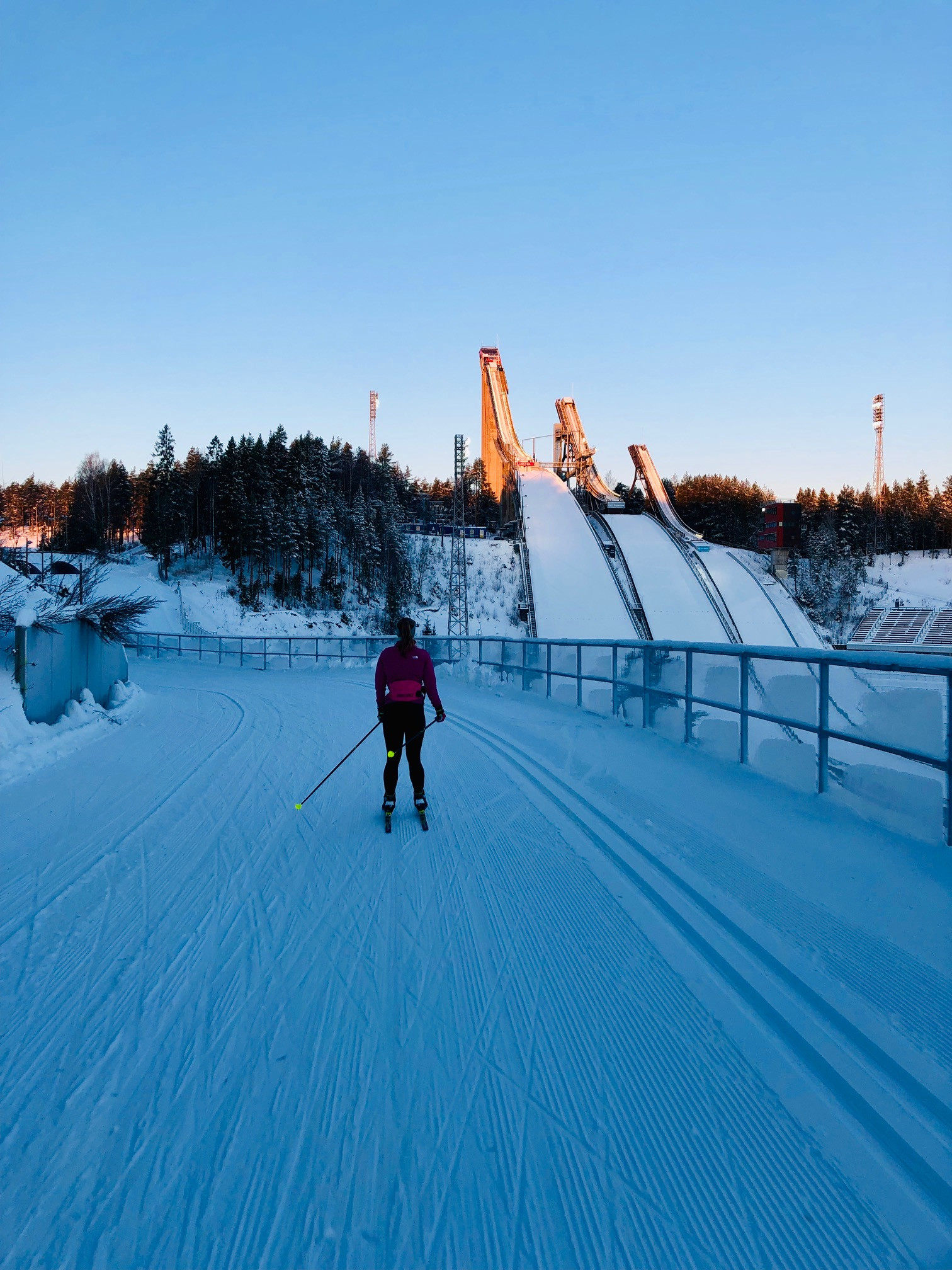 Lahden hiihtostadion