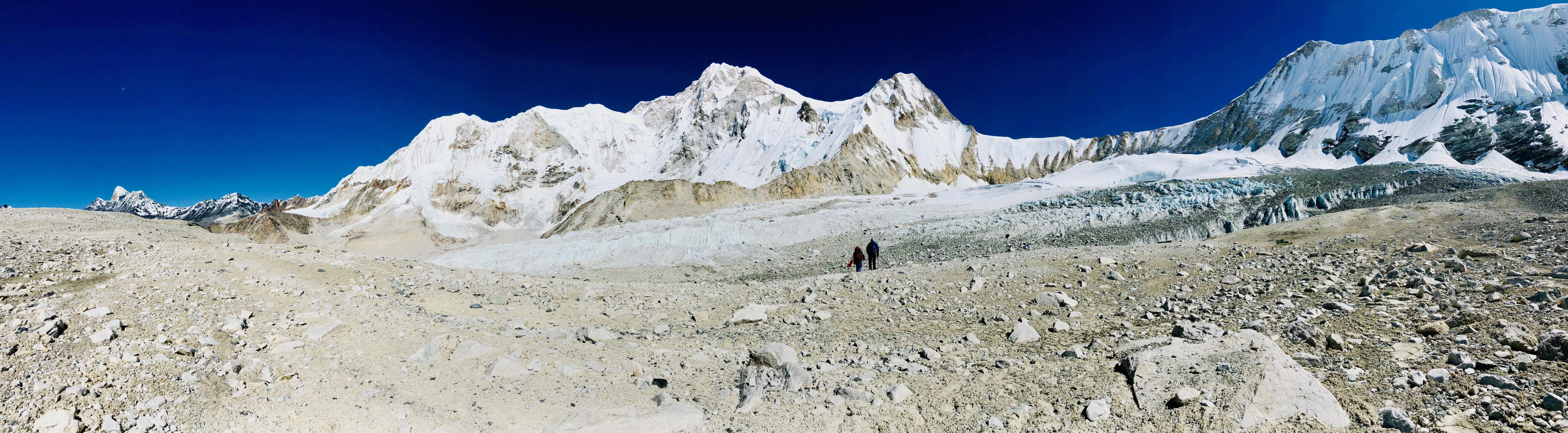 Parasta vuorikiipeilyssä: inspiroivat maisemat