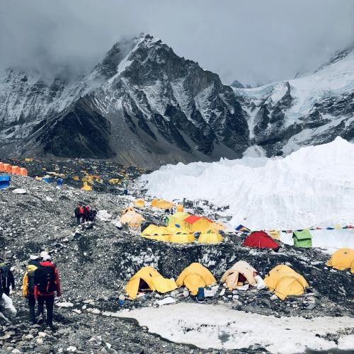 Everestin perusleiri