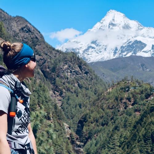 Matkalla kohti seuraava vuorta Denalia