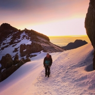 kilimanjaro auringonnousu