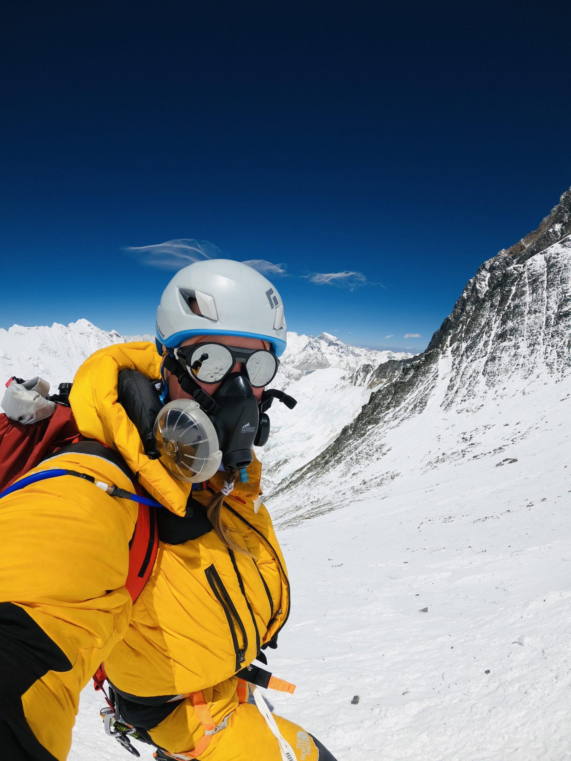 Everest lisähappi