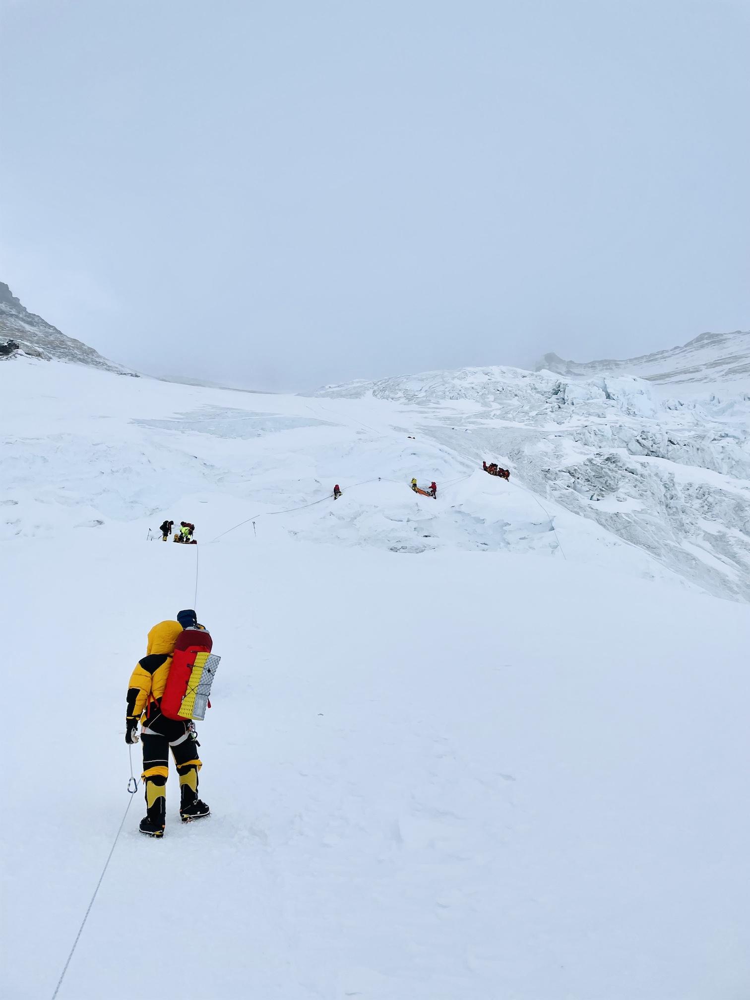 Everest kuolema