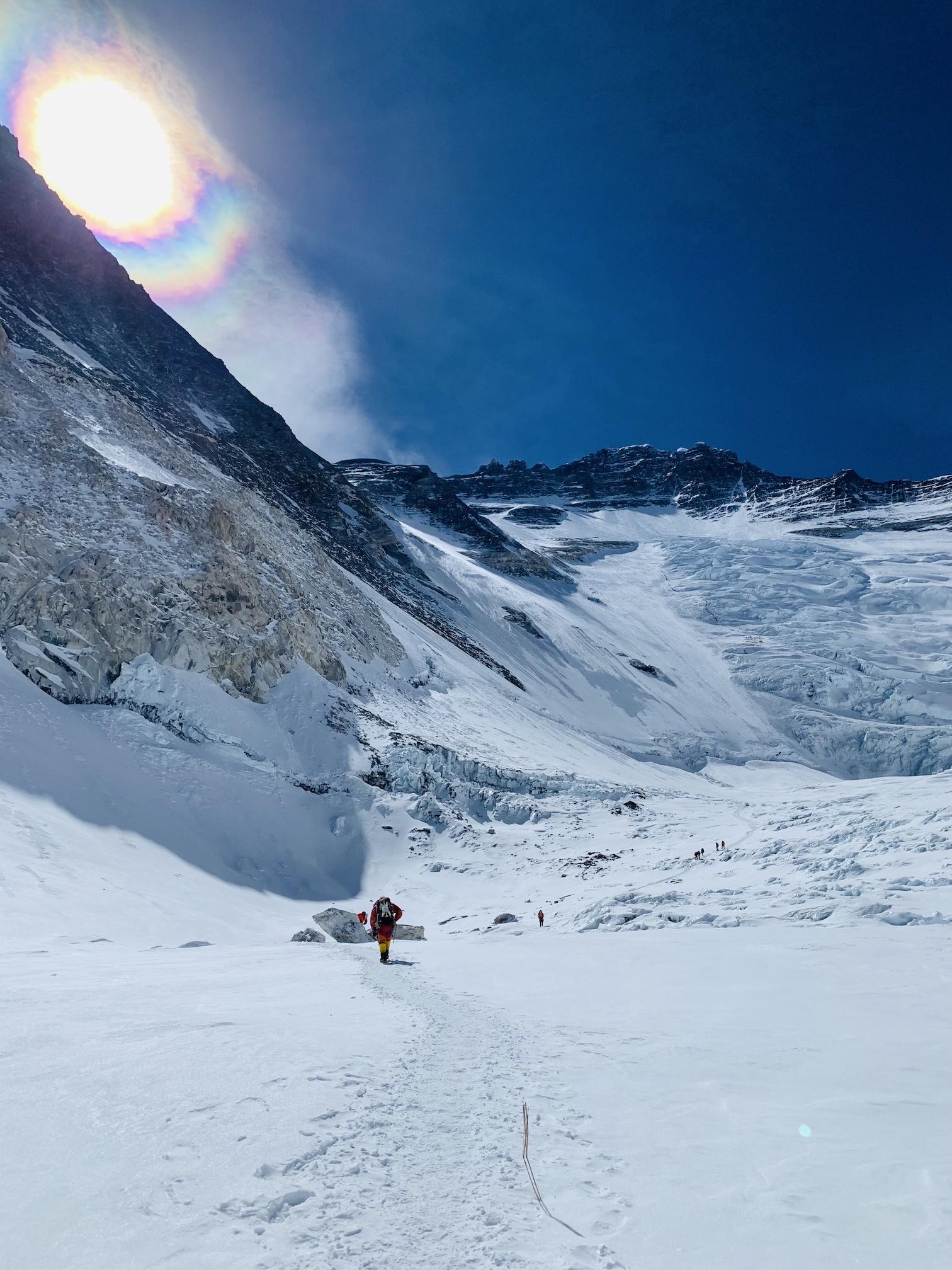 Everest ruuhka