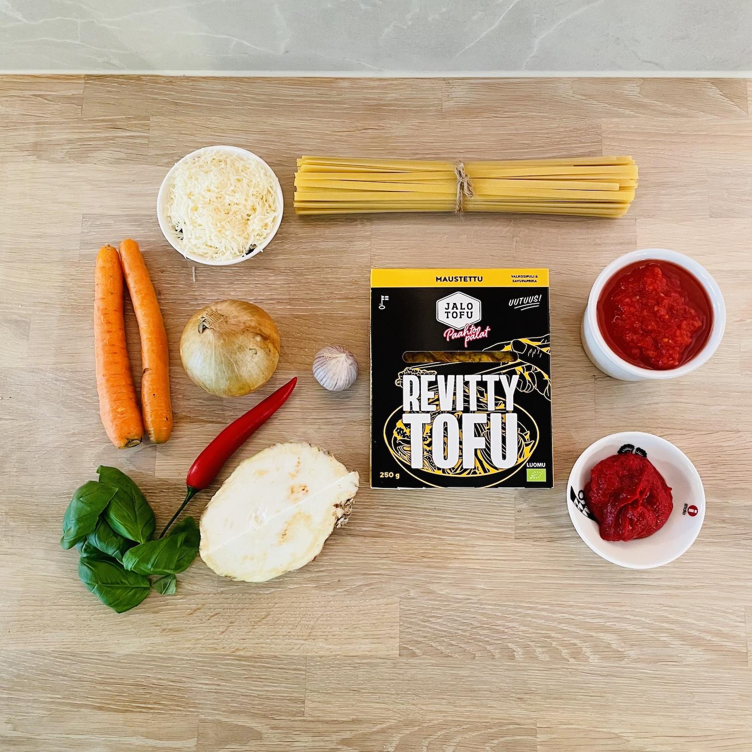 Revitty tofu